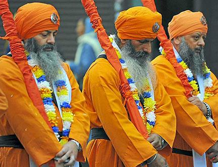 Inde : Tour des spiritualités