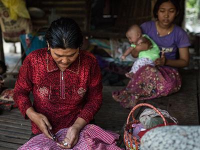 Cambodge : À la découverte temples et des villages cambodgiens